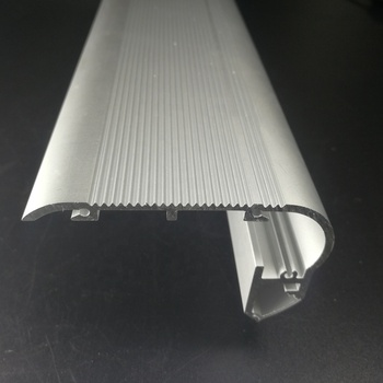 3meter Stair step aluminum profile for led and bench type led aluminum profile housing for ktv room stairs lamps