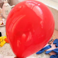 factory price assorted advertisement industrial rubber balloon helium party item