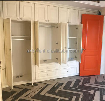 2018 Countryside Design, Modern Design Bedroom Furniture Wardrobe For Sale