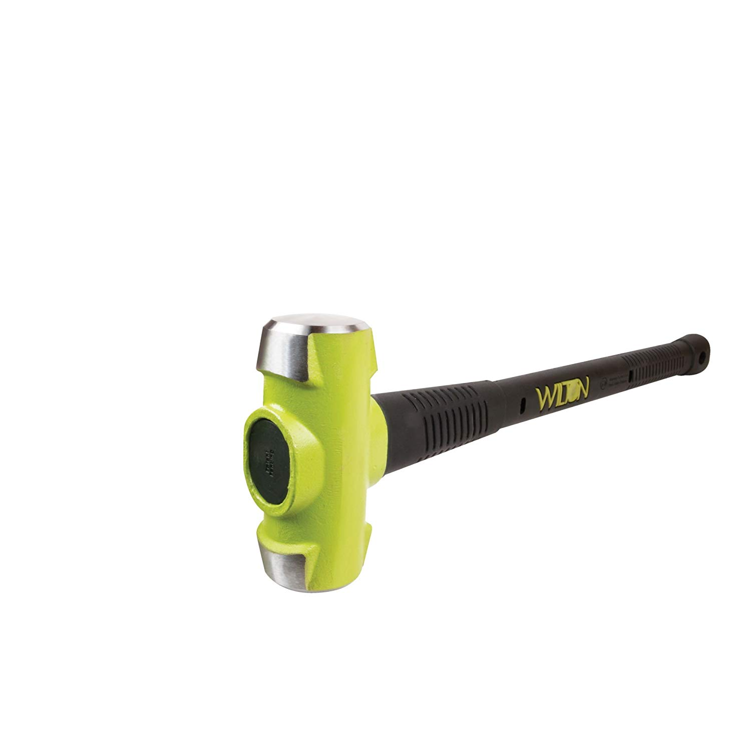 Wilton 22030 20 lb HEAD, 30 B.A.S.H Sledge Hammer with Safety Plate Securing Head to Handle