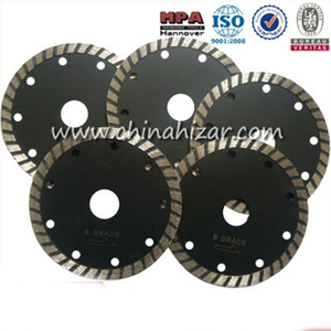 125-350mm diamond band saw blade for stone cutting