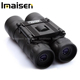 Upgraded 22x32 Night Vision Binoculars Telescope Wide Angle Optical Lens Zoom Portable Folding Binocular telescope