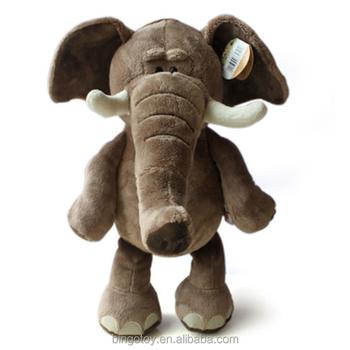 Giant Plush Elephant Stuffed Elephant Toys Big Size Plush Elephant