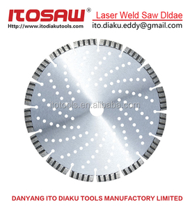Laser Weld diamond saw blade, marble saw blade, granite saw blade.concrete saw blade