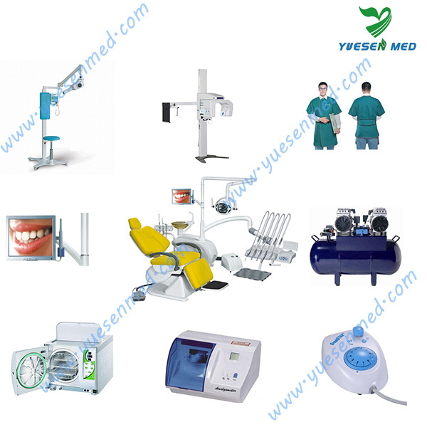 YSDEN-301 Top quality best price dental equipments dental unit mobile dental chair unit