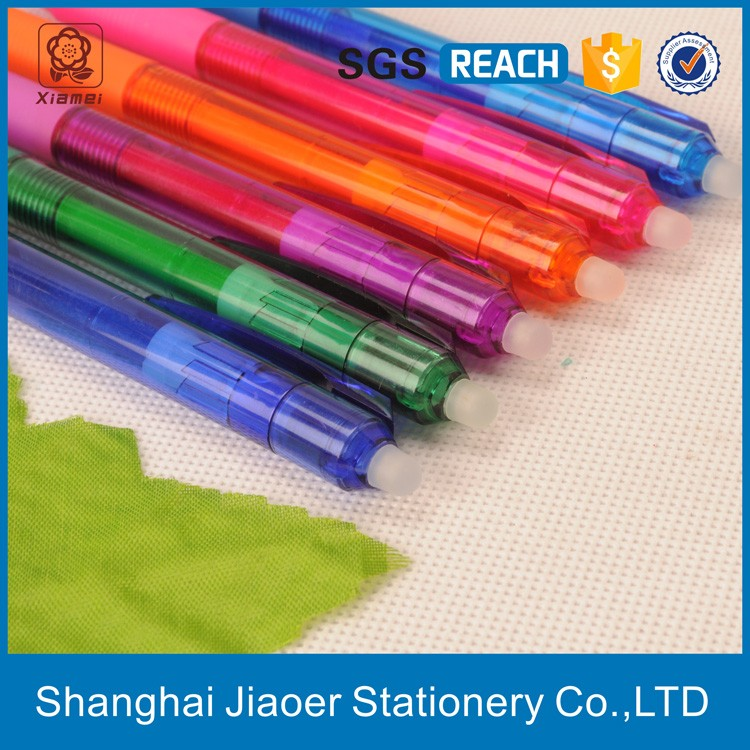 Good quality production process erasable pen(X-8808)