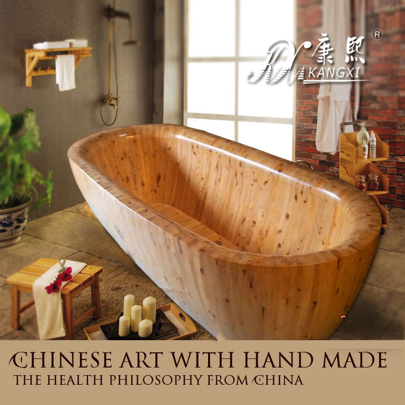 Portable Walk In Freestanding Wooden Hot Tub 2 People - Buy Hot Tub ...