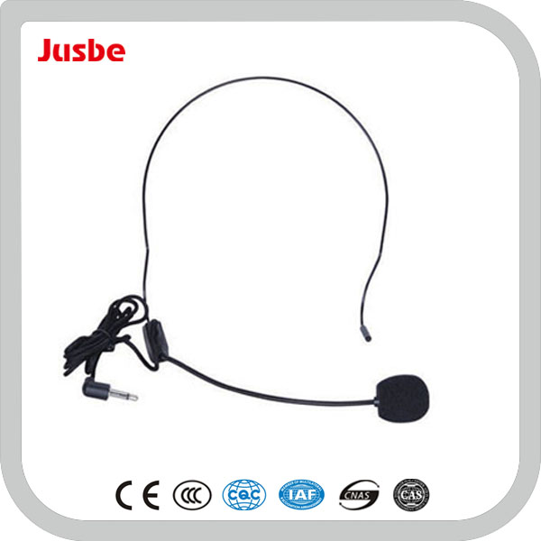 2.4G Wireless teaching amplifier accessories Professional Headset Condenser/Wireless Headset /Clip-on Microphone
