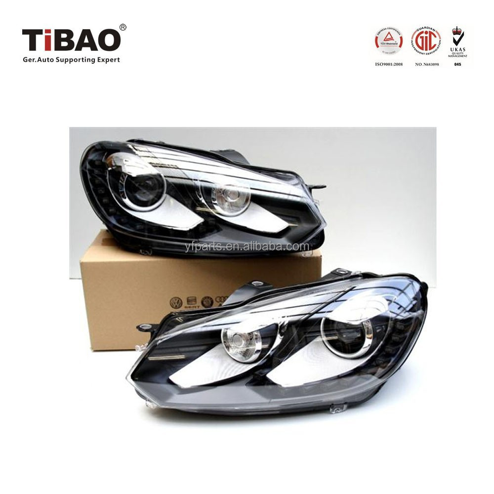 TiBAO Auto Spare Parts Hight Quality Headlight Item No.TB01-13-001