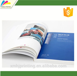 Customized personalized printed notebooks with BSCI certificate