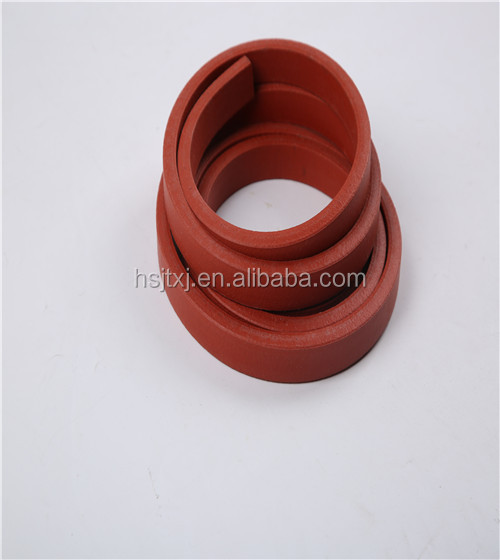 Jingtong elastomeric bridge bearing with PTFE sheet bonded to the rubber