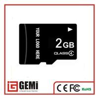 China full capacity high quality 1GB 2GB 4GB 8GB micro memory sd card