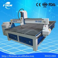 wood furniture 2000mm*4000mm FM2040 high accuracy Wood window engrave cnc router