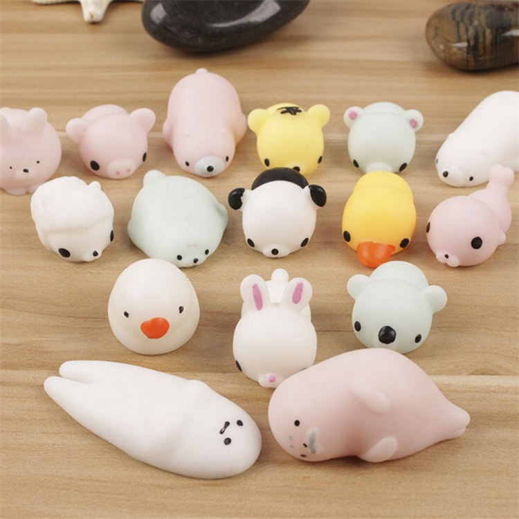 Factory Direct Sale Japan Squishy Animal Toys Slow Rising Rubber Mochi  Squishy Silicone Anti Stress Toys - Buy Squishy Animal Toys,Squishy
