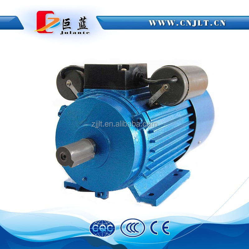 220v Capacitor Start Single Phase Induction Motor 750w 1hp - Buy ...