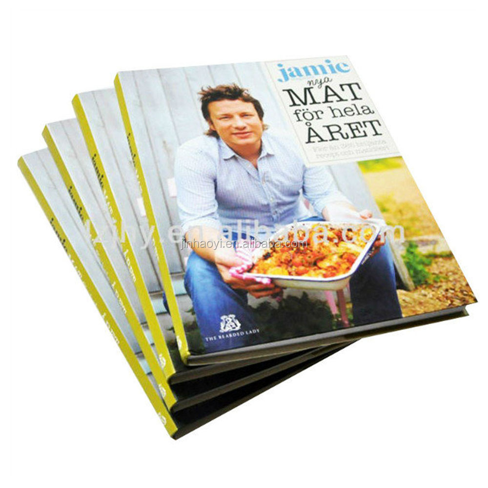 bulk cheap paperback cook books printing on demand