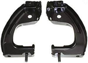Crash Parts Plus Set of 2 Front Bumper Brackets for 99-02 GMC Sierra