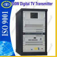 100W NTSC Digital TV Transmitter broadcast radio stations D3