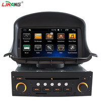 professional double din android 6.0 car dvd gps for peugeot 206 multimedia car navigation and entertainment system with 3g wifi
