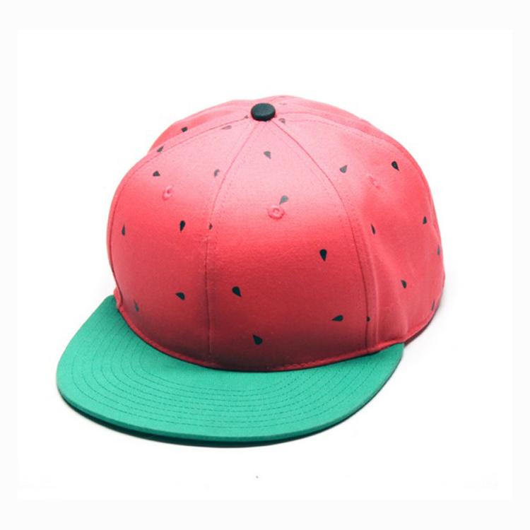 Custom Watermelon Snapback Men Hat Wholesale - Buy Snapback ... c639b55fb93