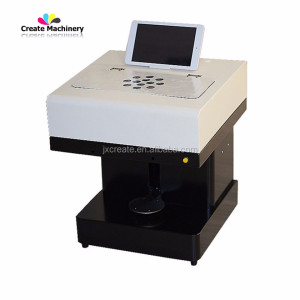 Best Quality Inkjet Color Usb No Stock Separate Toner Imprimante Full Smart Latte Art Coffee Drinks Printer Food Printer