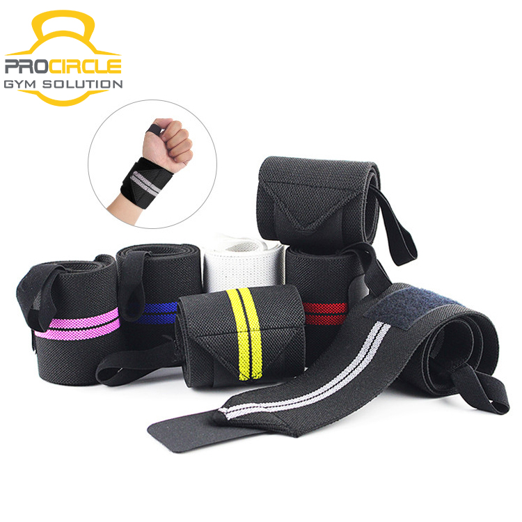 Gym Training High Performance Weight Lifting Wrist Straps