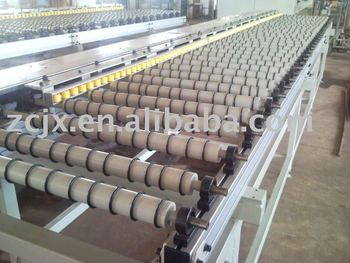 Roller Conveyor Assembly Line - Buy Powered Roller Conveyor Assembly  Line,Glass Conveyor,Conveying Machine Product on Alibaba com