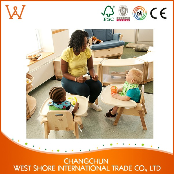High Frequency Sold Wooden Children Drawing Tables And