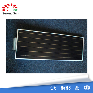 5 years warranty IP65 waterproof 25w led solar street light