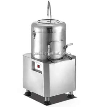 2016 factory price stainless steel commercial sweet potato peeler machine for sale