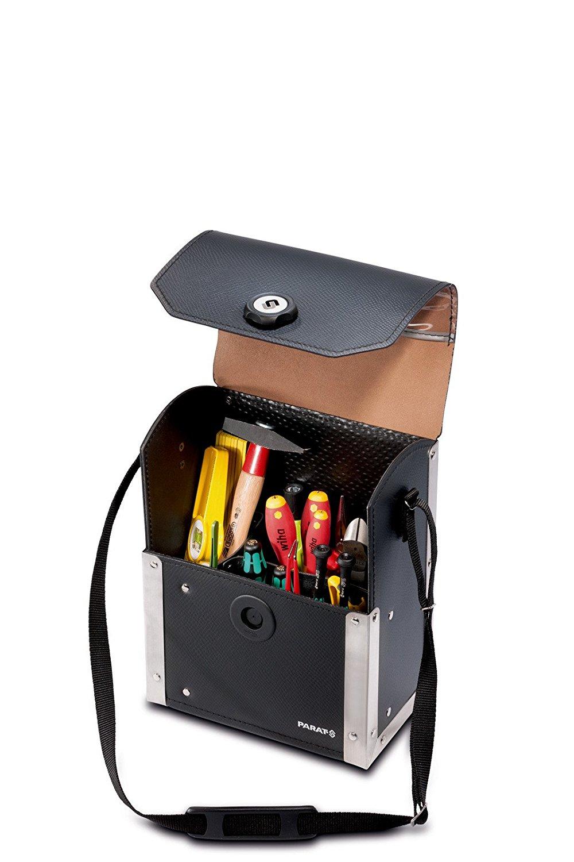 """Parat 30200581 Tool bag """"Top-Line Paralock"""" 7.48x5.51x11.81"""""""