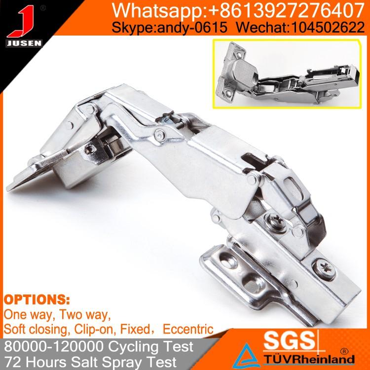 3d verstellbare möbel schrank clip auf scharnier, küchenschrank ...