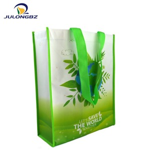 Foldable polypropylene wine bag customize non-woven fabric bag