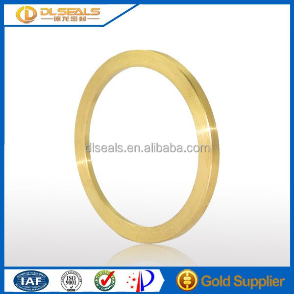 China manufacturer o ring brass copper gasket