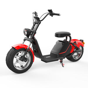 LUQI TOP 1 Selling Big Tire LUQI Electric Scooter 3000w citycoco for EU Market