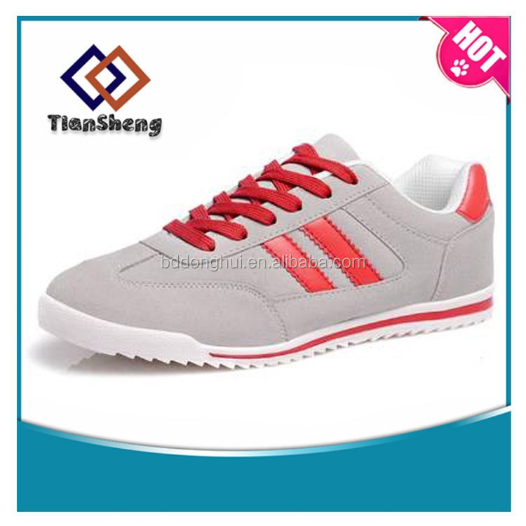2016 new model light weight fashion comfort and breathable shoes men sneakers