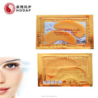 HODAF original factory beauty care facial mask relieve eye tired collagen gold eye mask