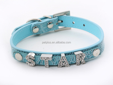 Hot selling Classic diamond pearl Pet Collars for Cats Puppy Small Medium Dogs