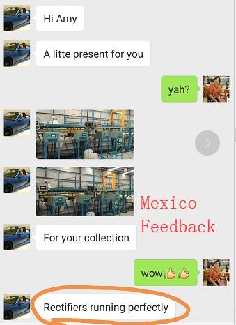 Mexico Feedback