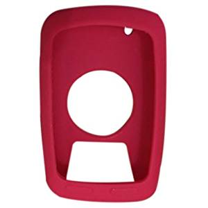 Protective Case - TOOGOO(R)Silicone Bag Protective Case Cover Shell for Garmin 800 810 Edge Color: Red