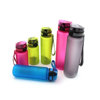 Manufacturer 18oz Sports Tritan Water Bottle Plastic