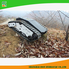 Smart Electrical Car Chassis