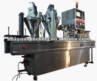 Automatic Coffee Capsule Filling Machine Buy Coffee