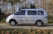 morden style 7 Seats MPV car for transportatoin goods and commerical vehicles