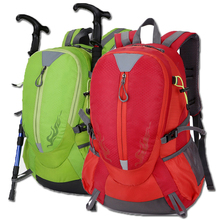 New arrival outdoor travel sports bag 35L waterproof oxford best sell back pack backpack