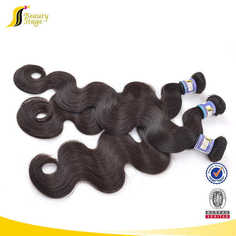 body wave braiding hair in hair extension Gold supplier Strong weft shedding free