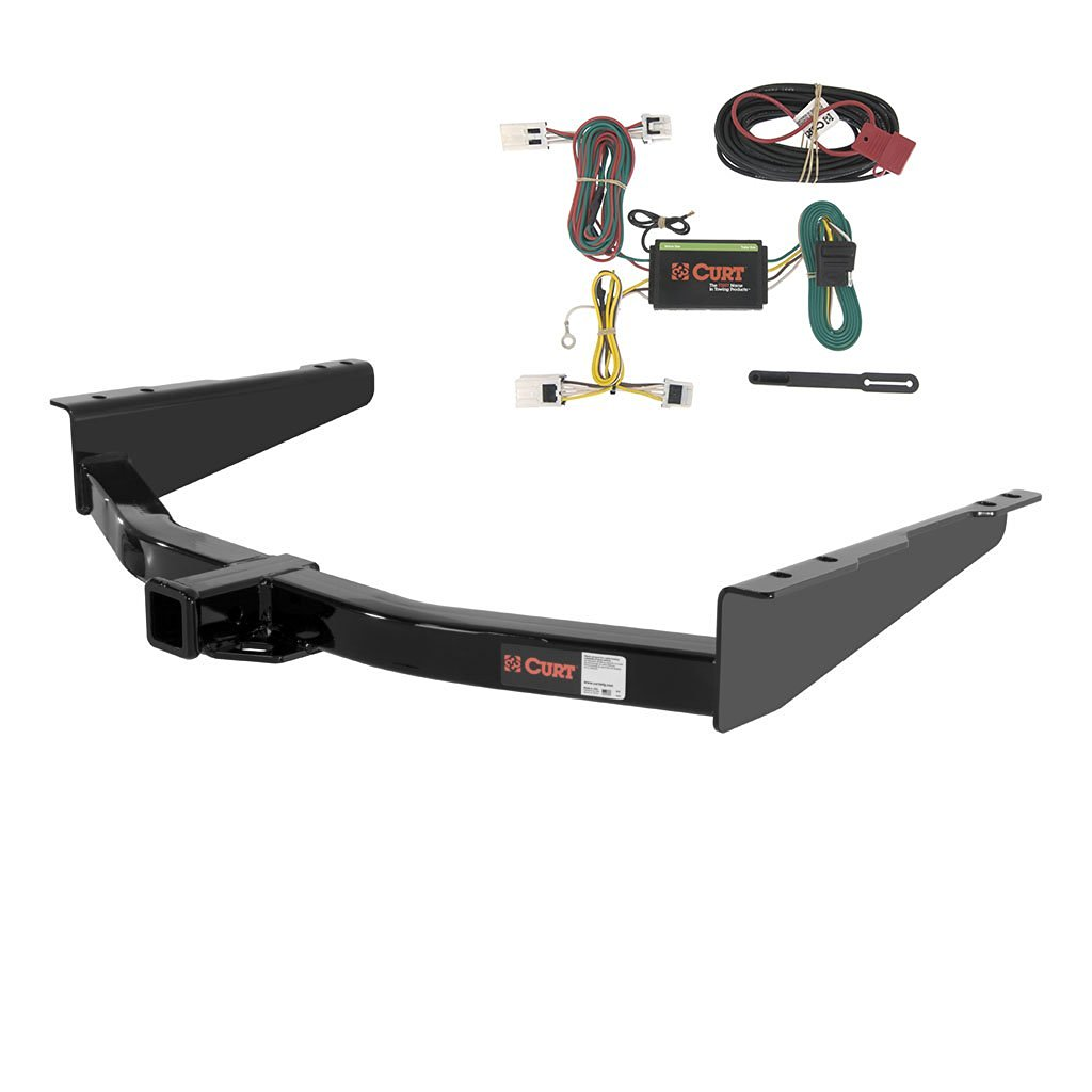 Get Quotations · CURT Class 3 Trailer Hitch Bundle With Wiring For  2012 2016 Nissan NV1500, NV2500