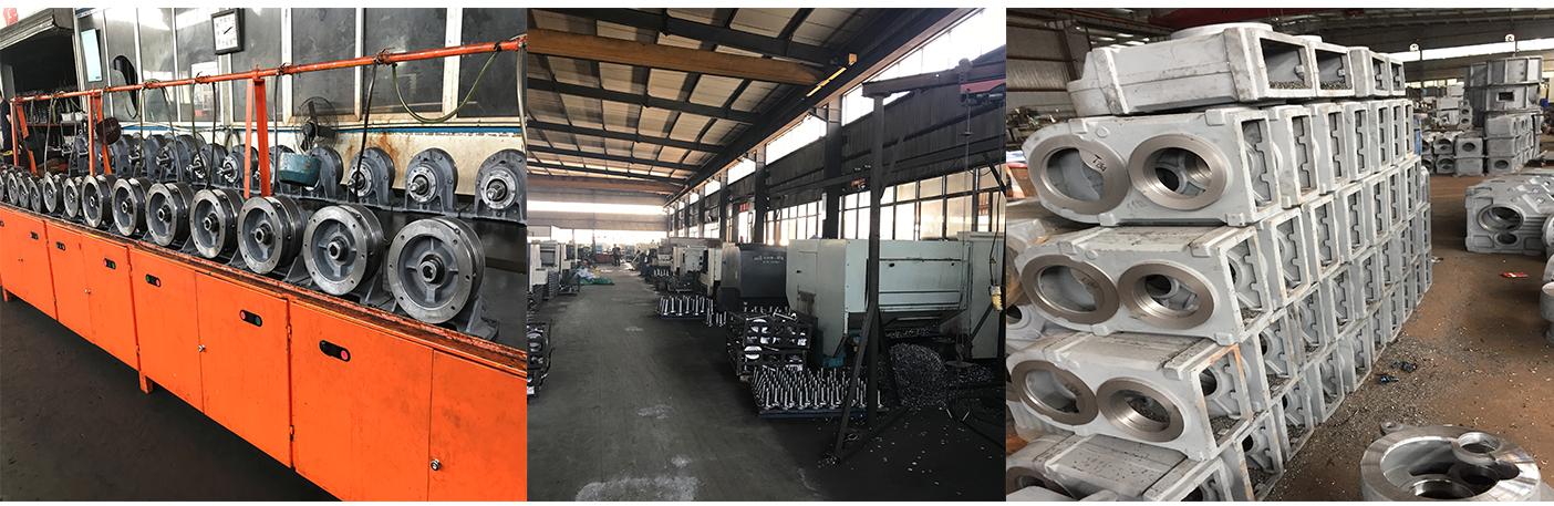 China Manufacturer Motor Speed Reducer