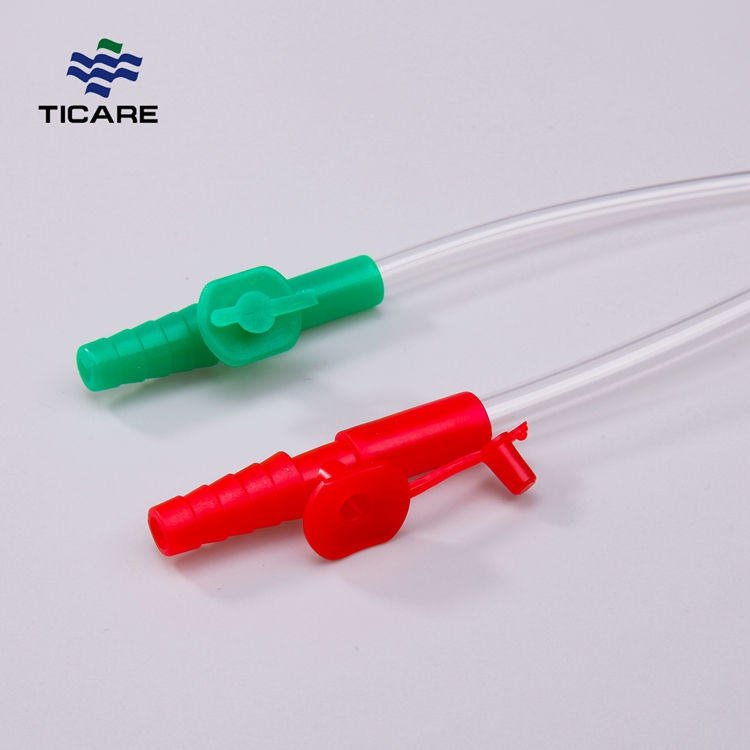 Medical Use Size 8 Colour Code Suction Catheter For Adult Buy Suction Catheter Colour Codesuction Catheter Size 8suction Catheter Use Product On