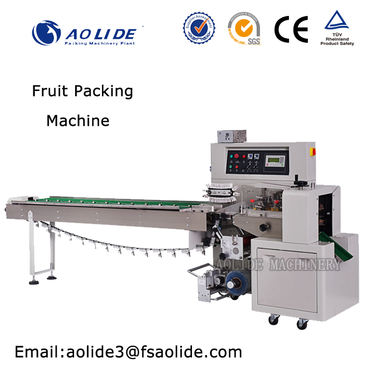 lute fruit packing machine